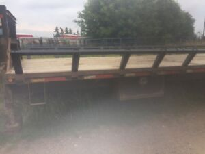 36ft hay trailer tarnel