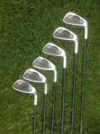 Set of Dunlop Irons