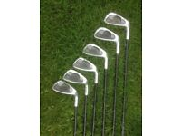 Set of Dunlop Irons