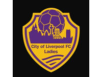 City of Liverpool FC Ladies - PLAYERS WANTED!!!!!!