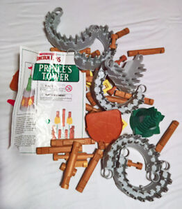 Lincoln Logs - Castle Kingdom - Prince's Tower - 50 Pieces