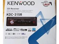 KENWOOD CD- RADIO