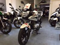 Honda CBF 125cc Manual Motorcycle, 1 Owner, Low Miles, Scorpion Exhaust, ** Finance Available **