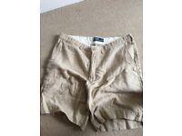 Polo shorts size 38 Men