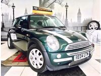 ★💷PAYDAY OFFER✨★2004 MINI COOPER 1.6 PETROL★8 SERVICES★MOT APR 2018★NEW CLUTCH&GEARBOX★KWIKI AUTOS★