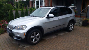 2009 BMW X5 35d SUV, FIRST OWNER, LOW MILEAGE