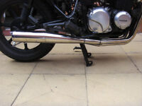 MOTAD EXHAUST SYSTEM FOR KAWASAKI GT550