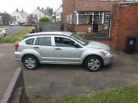 dodge caliber crd se d / low millage / mot mar 18 £1995 ono.