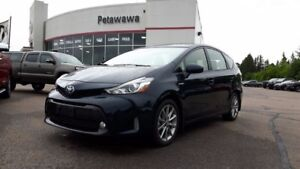 2017 Toyota Prius v FACTORY DEMO ...QUALIFIES FOR TOYOTA'S PROGR