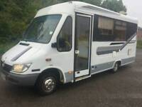 2002 Mercedes 413 Motorhome, automatic, lovely driver