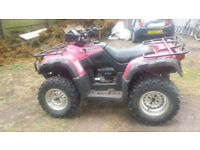 QUAD BIKE HONDA 500 ROAD LEGAL