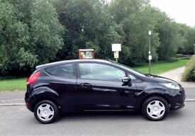 Ford Fiesta 1.2 Zetec , Only 57,000 miles, FSH, (59 Reg)- 2 Owners-New Shape, Top Spec