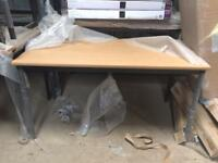Classroom tables NEW 600x1200mm NEW 14 available only £20 each