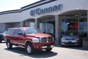 2008 Dodge Ram 3500 Laramie Quad Cab