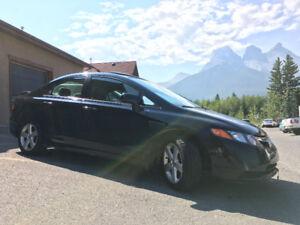 2007 Honda Civic EX Sedan, CLEAN CARPROOF, LOW KMS!