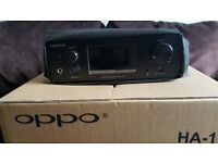 """OPPO HA-1 Headphone Amplifier, DAC & Pre-Amplifier """"Boxed Mint"""""""