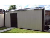 maintenance free sheds - any shape or size to suit your space