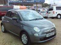 Fiat 500 1.2 POP (s/s) Hatchback 3d 1242cc