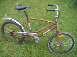 Vintage 1970s Rapido Bike for sale...