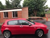 ALFA ROMEO 147 ** 2008 ** 1.9 DIESEL ** 1 OWNER FROM NEW ** 9 MAIN DEALER STAMPS IN THE SERVICE BOOK