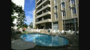 Beautiful high rise condo with outdoor pool