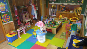 Garage Sale Rain or Shine,Daycare Closing All Toys 4 Sale