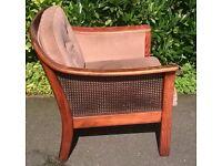 A Vintage Retro Scandinavian Designed Lounge Chair.