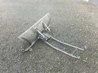 Nos quad atv snow plough