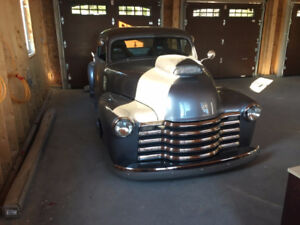 1951 Chevy Step Side Pro Street