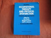 Occupational Therapy & Physical Dysfunction - Turner, Foster, Johnston