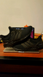 Triple Black Ultraboost Custom