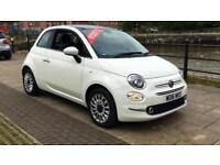 2016 Fiat 500 1.2 Lounge Facelift Model with Manual Petrol Hatchback