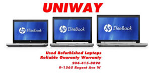 UNIWAY REGENT HP computer Laptop Core i3 i5 i7 On Sale From $129