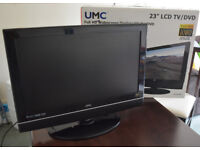 23 inches LCD TV (UMC) - moving sale