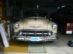 1953 Chevrolet 2 DR Coach - NEW PRICE - REDUCED