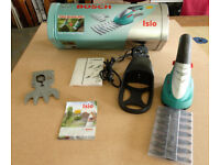 Bosch Isio, complete cordless hand held trimmer – Used.
