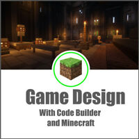 Learn video game design and code for kids