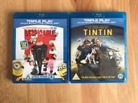 Blu-Ray Collection of Children's Films