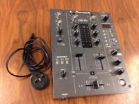 Pioneer djm 400 djmixer dj mixer djm400 2 channel
