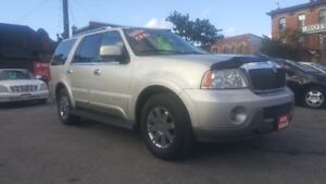 LINCOLN NAVIGATOR FULLY LOADED SUV *** CERTIFIED *** SALE $6995