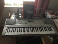 Yamaha PSR E303 electric keyboard!