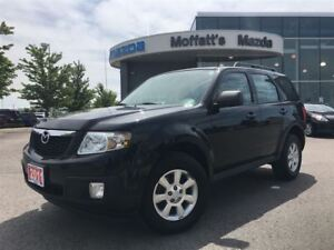 2011 Mazda Tribute GX FWD 4 CYLINDER, GREAT FUEL EFFICIENT SUV