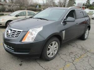 2013 Cadillac SRX Luxury Collection LUXURY! LEATHER! AWD!