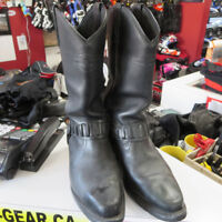 Harley Davidson Men's Leather Motorcycle Boots Only $70 Oshawa / Durham Region Toronto (GTA) Preview