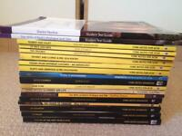 Bundle of York Notes for GCSE and Alevel.