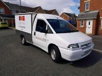 2003 2.0 hdi citroen dispatch refrigerated jiffy sandwich/ catering van