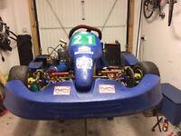 kz gearbox kart