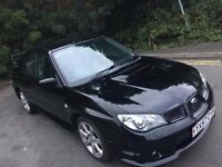 2007 Subaru Impreza WRX 280bhp, full history, exceptional condition, cam belt done, may p/x try me