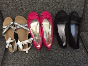 Girls shoes size 2 and 2 1/2
