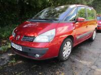 Renault Espace Expression dCi DIESEL MANUAL 2004/53